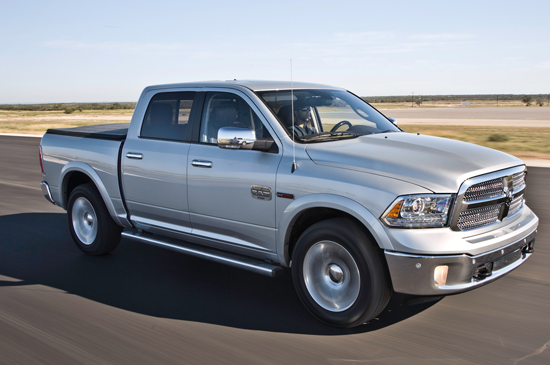 2016 Ram 1500 Will Debut at 2015 Detroit Auto Show
