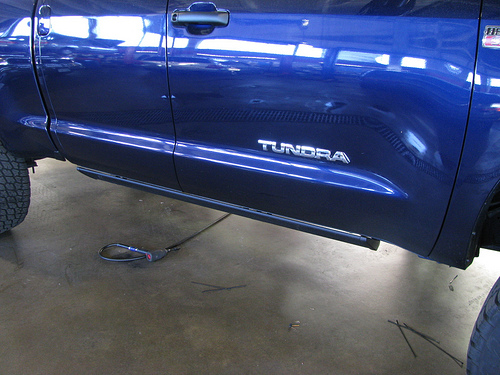 Nerf Bars and Running Boards