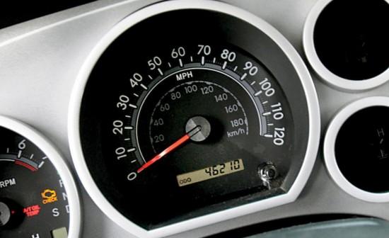 Step Inside Toyota Tundra Speedo