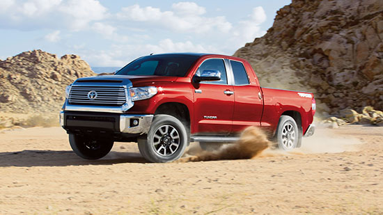 Should You Lease A 2015 Toyota Tundra?