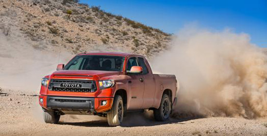 Is the 2015 Toyota Tundra TRD Pro Being Overlooked?