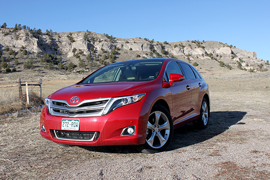 Review - 2015 Toyota Venza Limited AWD
