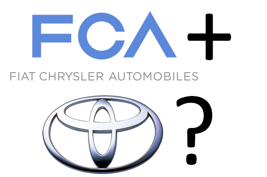 5 Reasons Toyota Should Merge with FCA