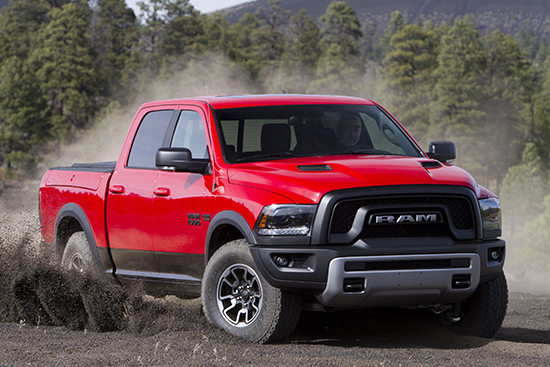 Ram Releases Rebel and Laramie Limited Pricing - Jaws. Drop. Now.