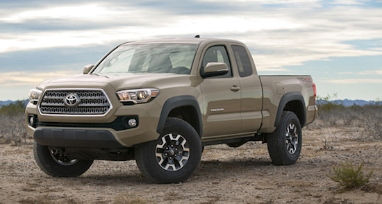 2016 Toyota Tundra Changes Revealed -  Larger Gas Tank And Integrated Trailer Brake Controller