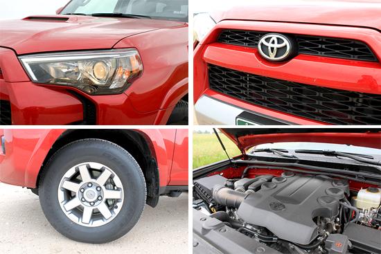 2015 Toyota 4Runner Trail Premium Review - Exterior