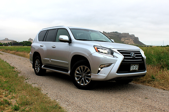 2015 Lexus GX 460 Review