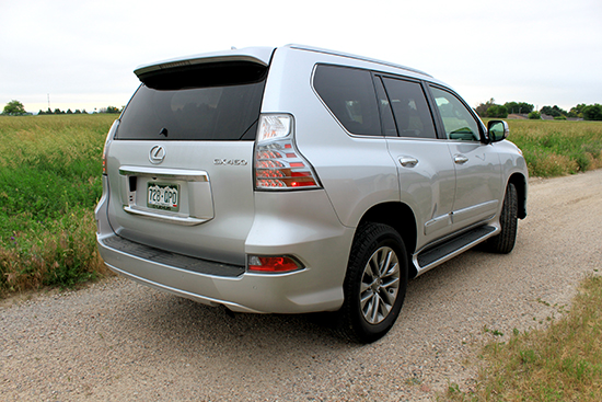 Review: 2015 Lexus GX460 Luxurious, Off-Road Power | Tundra