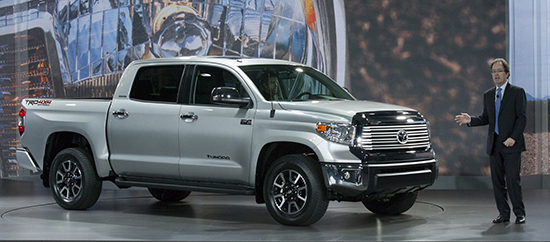 June 2015 Truck Sales Numbers - Concern at Ford?