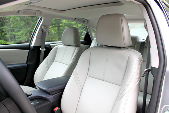 Road Tripping in a 2015 Toyota Avalon Hybrid XLE Premium