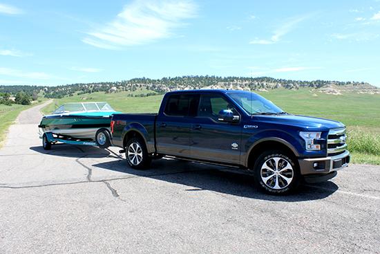 Truck Showdown - Tundra, Ram, Ford