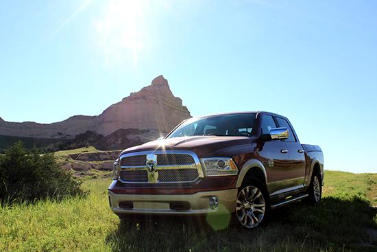 THQ Truck Showdown - Tundra, Ford, Ram