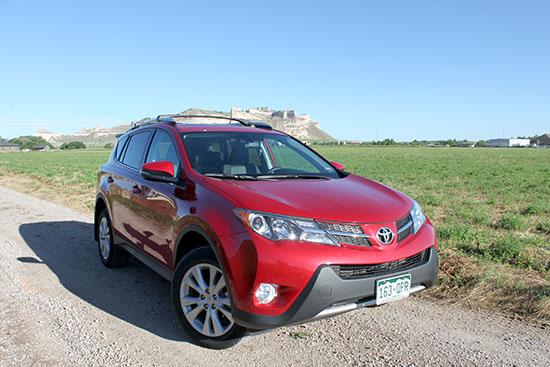 2015 Toyota RAV4 - Stalwart SUV Offering