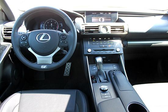 2015 Lexus IS 350 F Sport AWD Review - Wowza