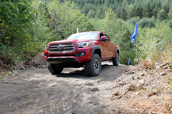 2016 Toyota Tacoma First Drive Live