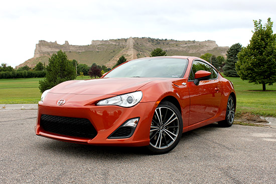 2015 Scion FR-S Review - Hot Lava Color Steals the Show