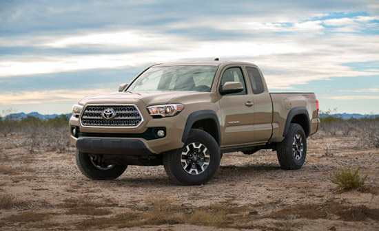 Did Toyota Hit the Mark on the 2016 Tacoma?