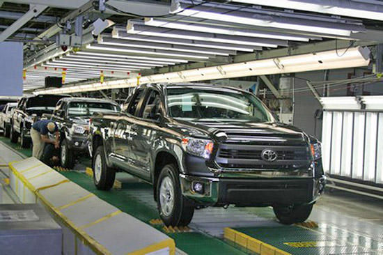 Toyota Will Expand Production In San Antonio - More Tundra/Tacoma Trucks Coming