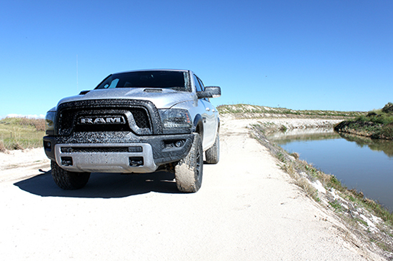 2015 Ram Rebel, 2015 Toyota Tundra TRD Pro Comparision