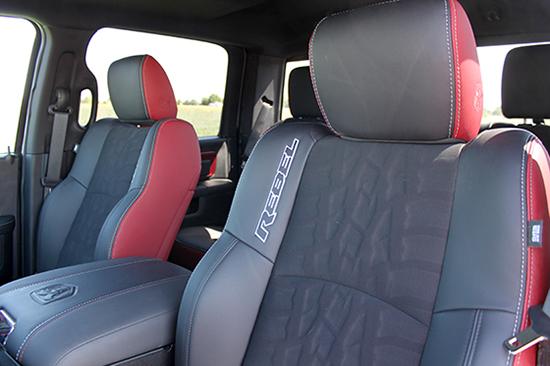 2015 Ram Rebel, 2015 Toyota Tundra TRD Pro Comparision