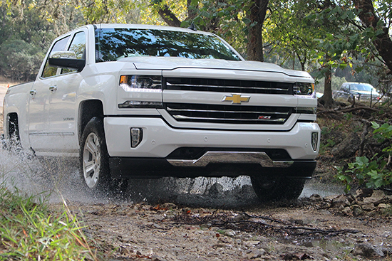 Notes From the 2015 Truck Rodeo - Toyota Wins Award