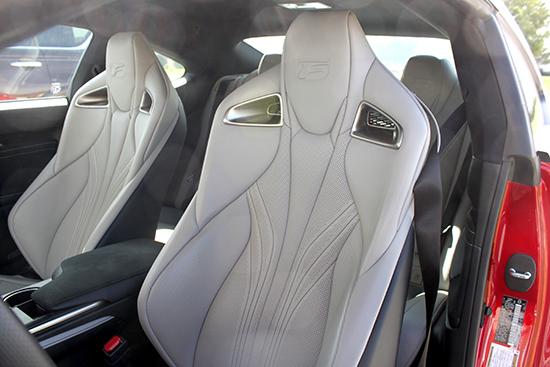 2015 Lexus RC-F Offers Plenty of Wow