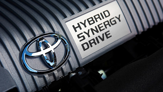 Toyota Plans Hybrid Pickup, Upset Over Ford Collaboration