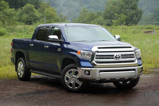 2017 Toyota Tundra - What to Expect
