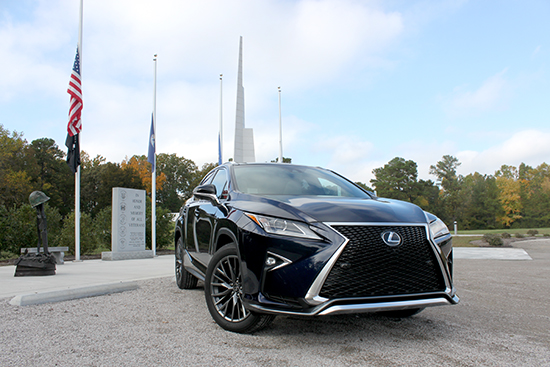 2016 Lexus RX 350 and 450h First Drive - F-Sport Hybrid Impresses