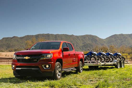 Chevy Colorado Diesel + Ford Ranger Pressure Toyota Changes?