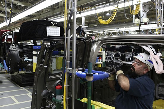 Toyota Truck Production Expands