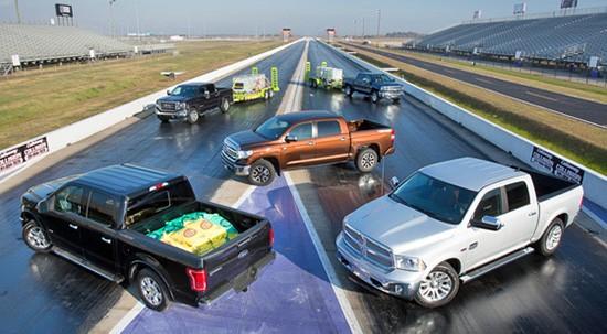Toyota Tundra Loses Big in PUTC Texas Truck Showdown