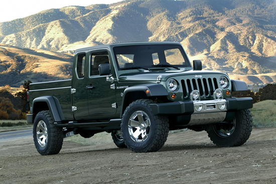 Confirmed Jeep WILL Build a Pickup
