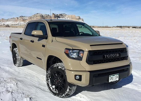Review: 2016 Toyota Tundra TRD PRO - Small Changes Add Up