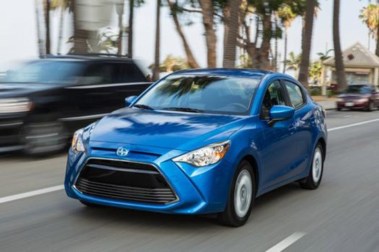 Review: 2016 Scion iA