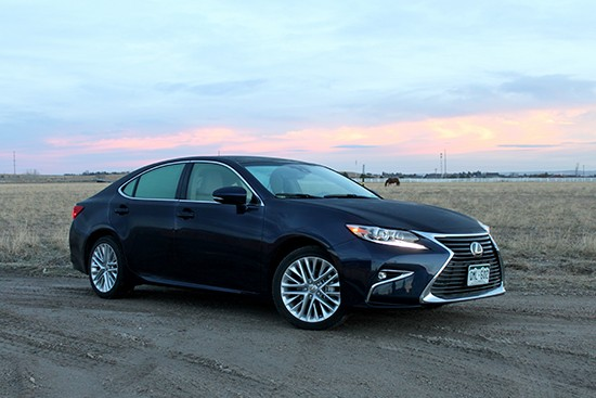 Review: 2016 Lexus ES 350, Kentucky-Built Luxury