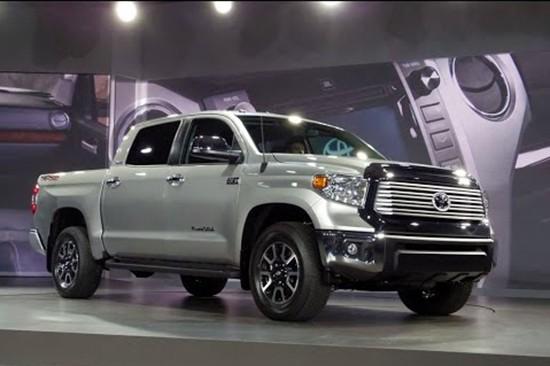 Toyota Tundra 8-speed Transmission