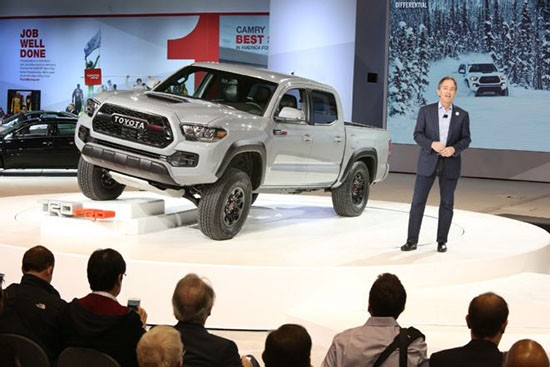 Toyota's Bill Fay Interview on Changing Truck Market and Customer Demands