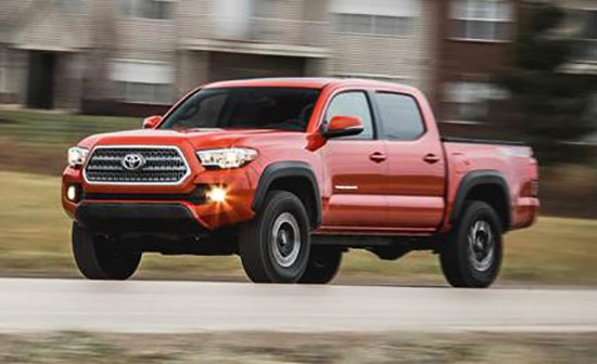 April 2016 Truck Sales - Tacoma on Fire, Tundra Holds Steady