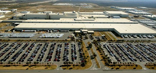 Toyota Forced to Close San Antonio Truck Plant for Storm Repairs