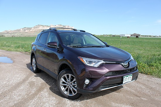 Review: 2016 Toyota RAV4 Limited