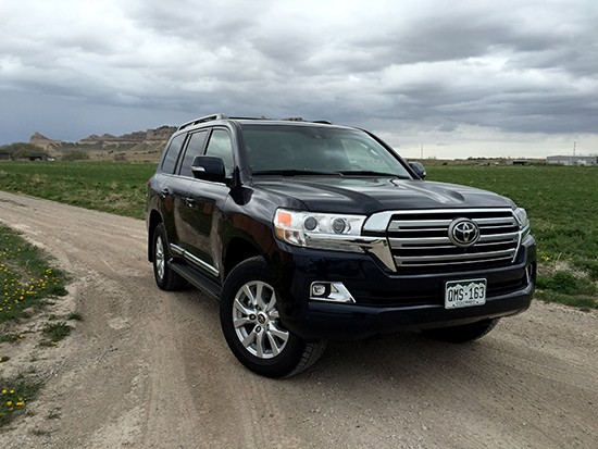 Review: 2016 Toyota Land Cruiser Evolves Again, Too Much?