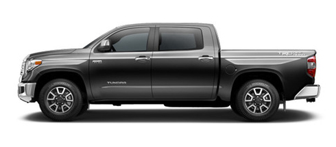 Toyota Tundra Exterior Color Choices