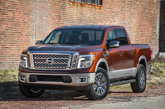 2017 Nissan Titan Half-Ton Pricing Announced - How Does it Compare to the Tundra?