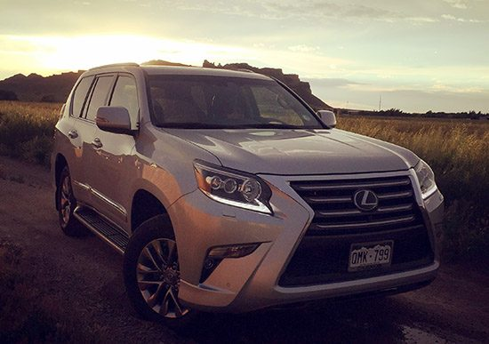 Review: 2016 Lexus GX460 Powerful, Off-Road Luxury With New Enform Options