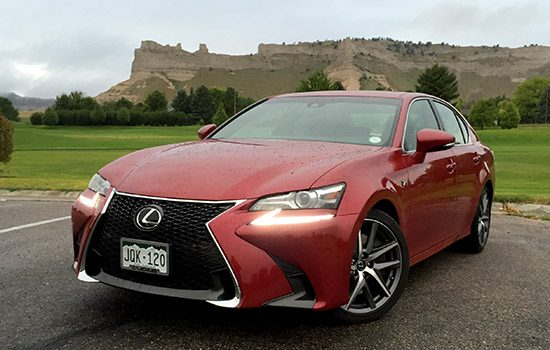 Review: 2016 Lexus GS200t F Sport - Turbos, Seats, Rattlesnakes Oh MY!