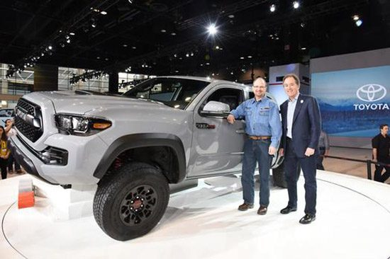 "6 Questions For Toyota's ""The Truck Whisperer"" Mike Sweers"