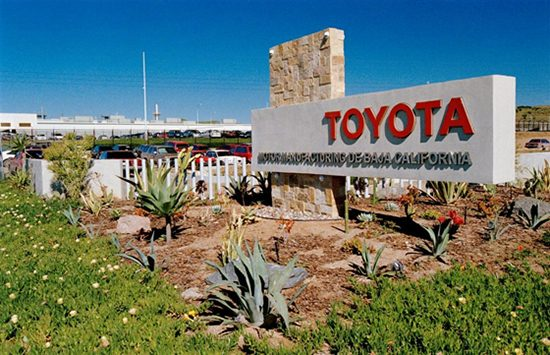 Toyota Invests In Expanding Tacoma Production In Mexico