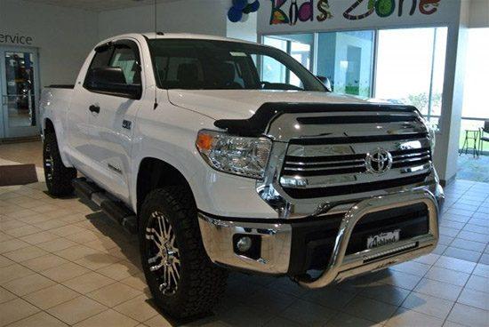 August 2016 U.S. Truck Sales