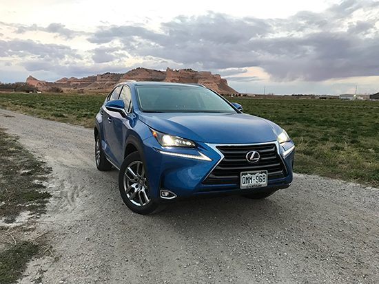 REVIEW: 2016 Lexus NX 300h - Another Home Run For Lexus